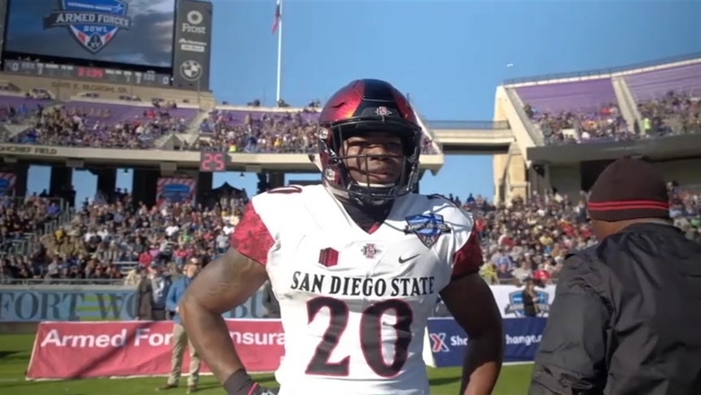 A look at the possible NFL draftees with San Diego ties