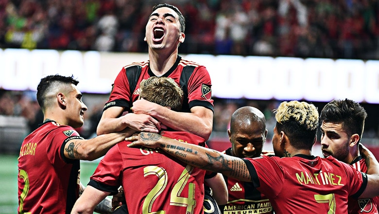 Alexi Lalas: Atlanta United vs NYCFC is the matchup to watch this weekend