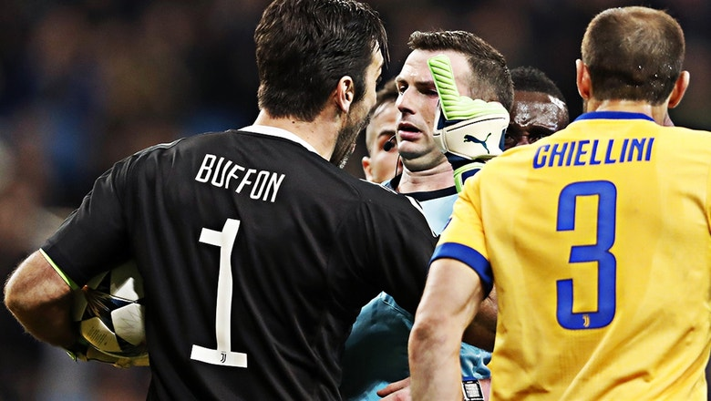 Alexi Lalas: The laws of soccer apply to everyone, even legends like Gianluigi Buffon