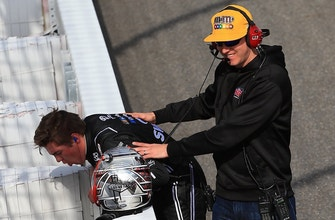 Here's how NOT to celebrate your first career NASCAR win