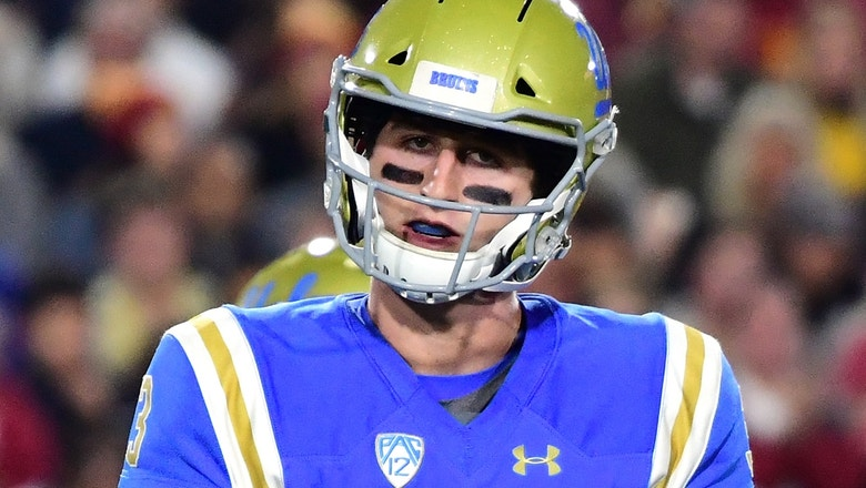Colin Cowherd to Giants: 'If the Browns pass on Darnold, and you don't take a QB, I'm going to laugh at you'