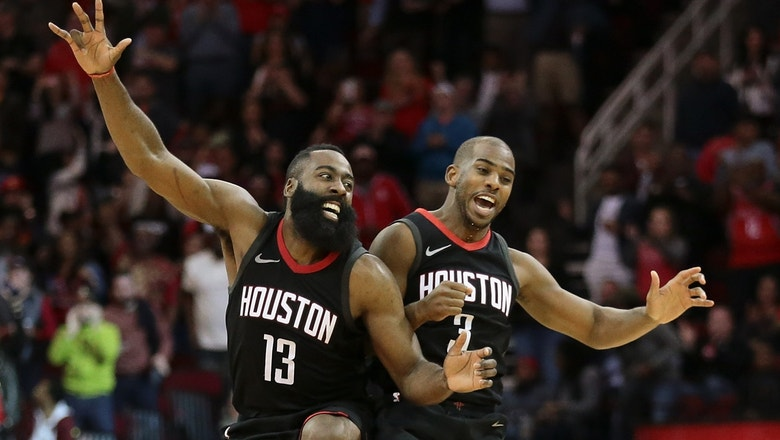 Rocket Power: Nick Wright breaks down why Houston's dynamic duo is unstoppable