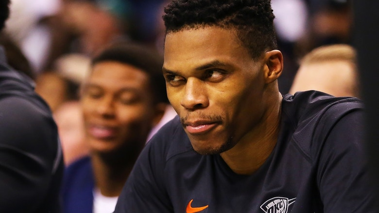 Colin Cowherd reveals why Russell Westbrook is so 'obsessed' with padding his stats
