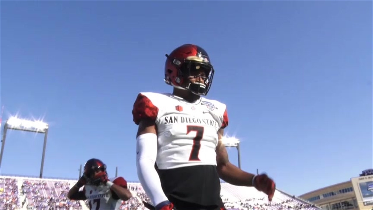 size 40 acf9d 46158 NFL Draft Player Profile: Cornerback Kameron Kelly from SDSU