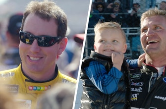 Clint Bowyer's son Cash likes Kyle Busch more than his own dad