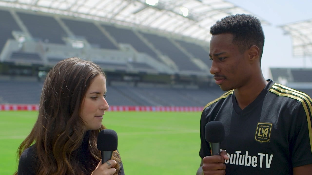 Lafc Subway Map.Mark Anthony Kaye On Lafc S Strong Start Ahead Of Home Opener