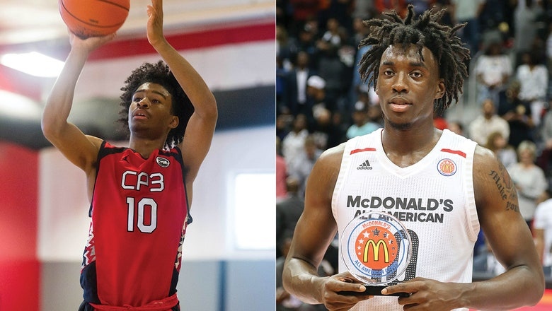 ACC All-Access: Pair of McDonald's All-Americans has Tar Heels ready to reload