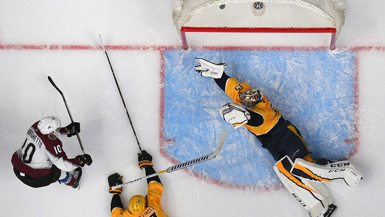 Preds LIVE To Go: Preds stumble at home as Avs push series to Game 6