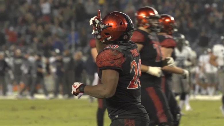 NFL Draft Player Profile: Rashaad Penny from SDSU