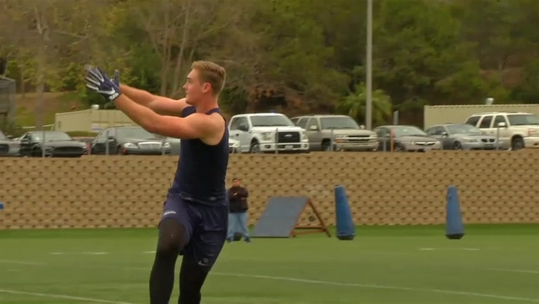 NFL Draft Player Profile: Tight End Ross Dwelley from USD