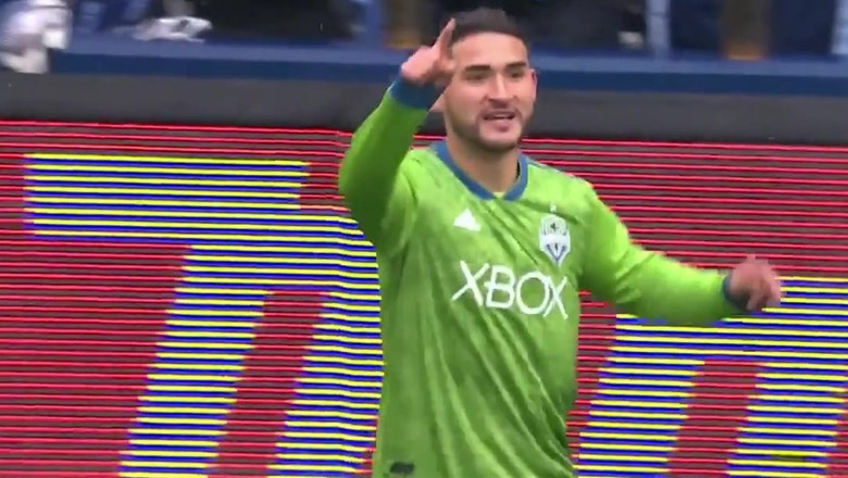 Sporting Kansas City vs. Seattle Sounders   2018 MLS Highlights