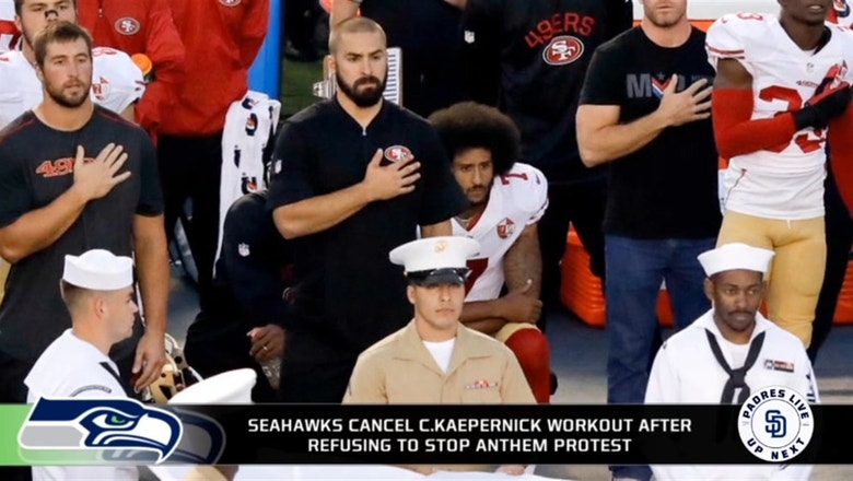 Is it time to assume Kaepernick will never return to the NFL?