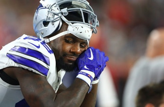 Colin Cowherd reveals why he was 'rooting' for the Dallas Cowboys to release WR Dez Bryant