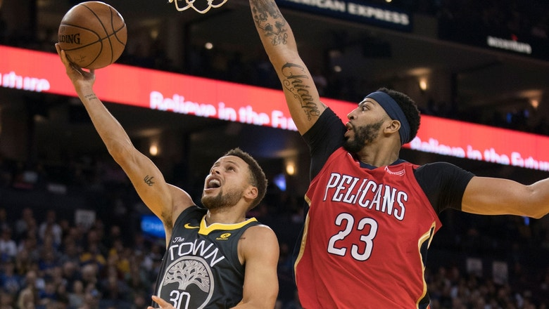 Nick Wright unveils a playoff scenario in which the Pelicans can defeat the Warriors