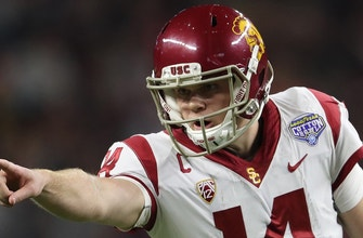 Sam Darnold reveals what separates him from other QB draft prospects, Talks going to Browns or Giants