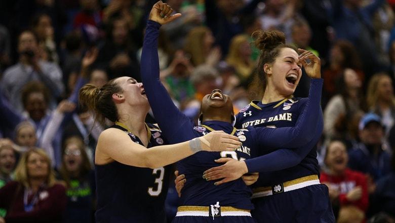 Jason Whitlock on why women's college basketball is 'trending' better than men's college hoops