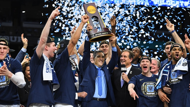 Jay Wright reveals what winning a 2nd National Title means for his team, Villanova and Philly as a whole