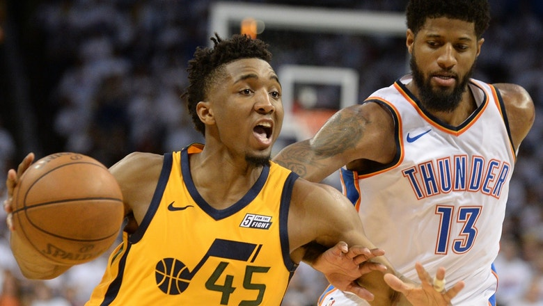 Nick Wright unveils what Donovan Mitchell's phenomenal Game 2 night means for Utah's playoff run