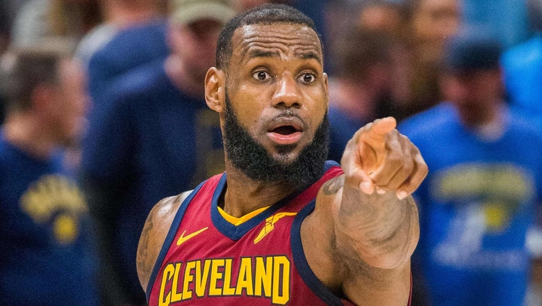 Nick Wright outlines an element to Cleveland's game that has 'betrayed' LeBron's Cavs in the playoffs