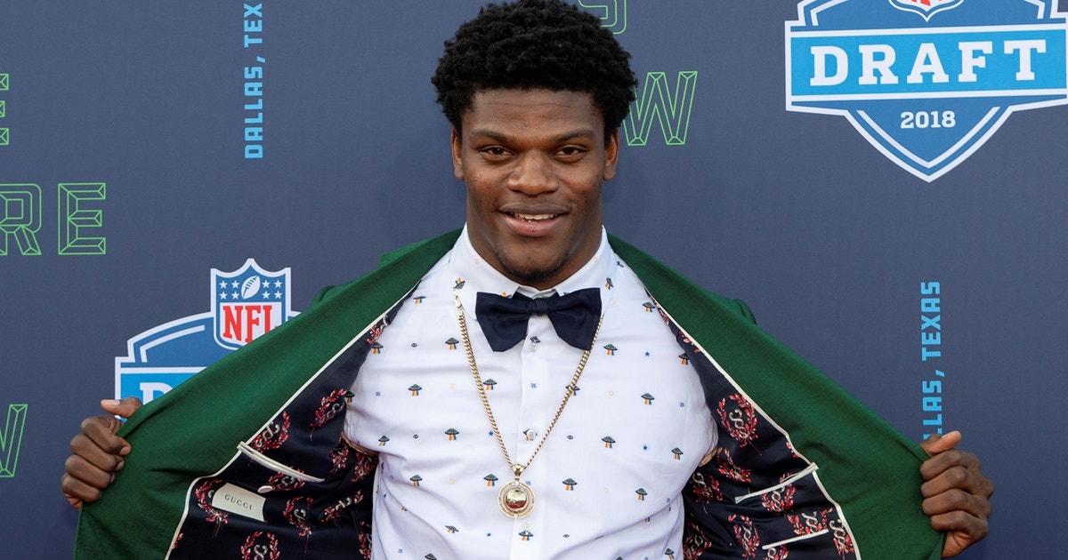 Bucky Brooks   Lamar Jackson is the future for the Baltimore Ravens ... 5cb0de2e2