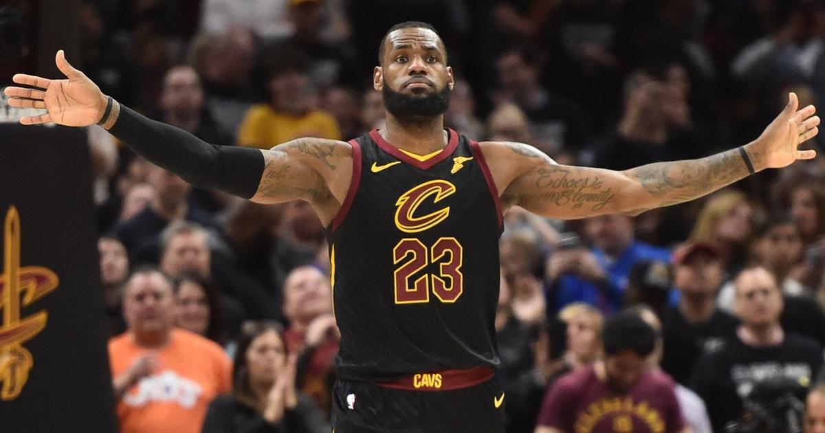 a40ac8550e7 Nick Wright reveals how LeBron s Cavs defeated the Pacers in Gm 7 between  Cleveland and Indiana