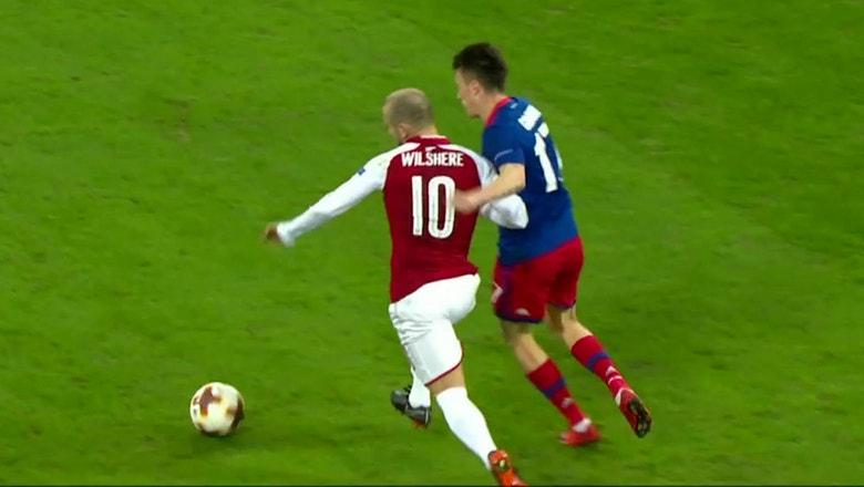 CSKA Moscow vs. Arsenal | 2017-18 UEFA Europa League Highlights