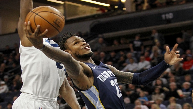 Grizzlies LIVE to Go: Grizzlies struggles continue with loss to Timberwolves