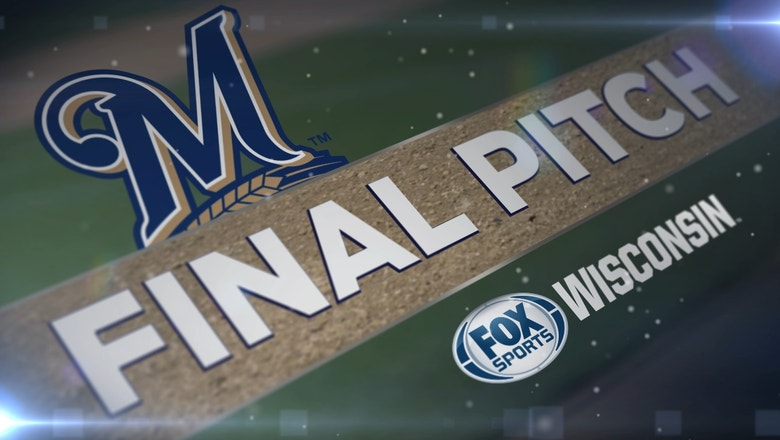 Brewers Final Pitch: Bullpen leads Milwaukee to sweep
