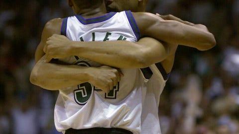 June 1, 2001: Eastern Conference finals, Game 6