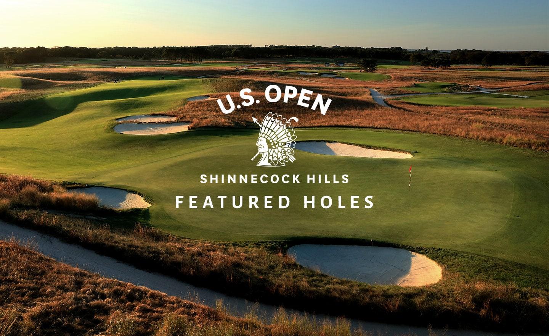 2018 U.S. Open - Featured Holes