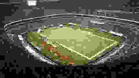 The Rams will host their third-straight international game but first in Mexico