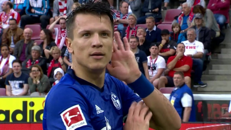 1. FC Koln vs. FC Schalke 04 | 2017-18 Bundesliga Highlights