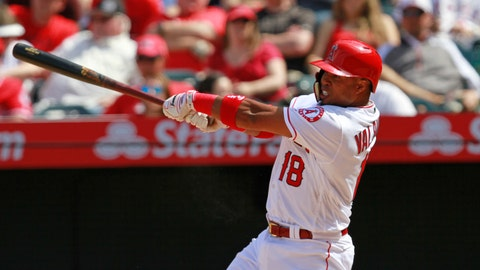 Angels out score Royals 7-1