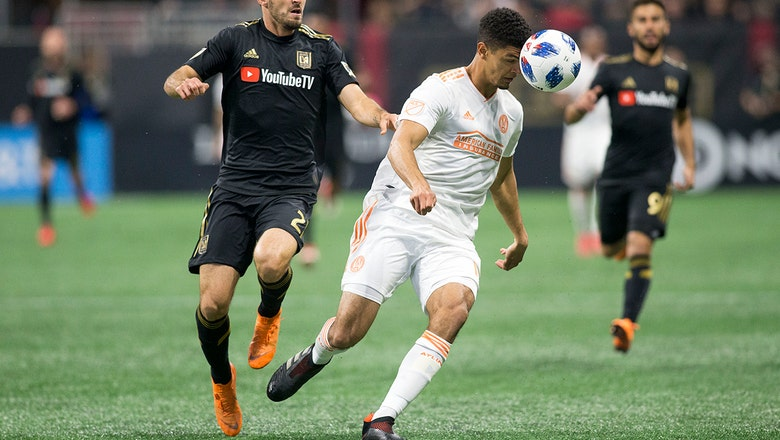 Mic'd Up: Atlanta United defender Miles Robinson trains, hypes 'A Quiet Place'