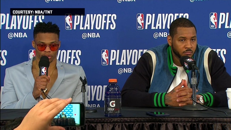 Russell Westbrook: 'We won the game at home... That's what you're supposed to do'