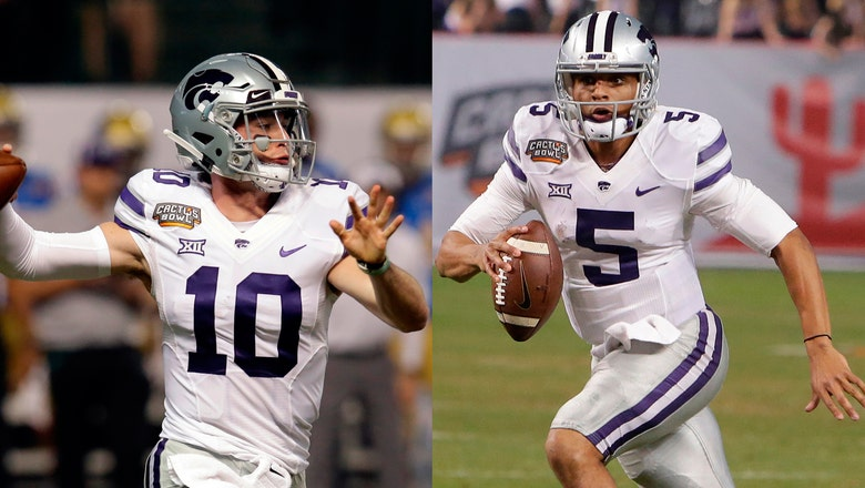 Kansas State's quarterback competition proving to be a good one