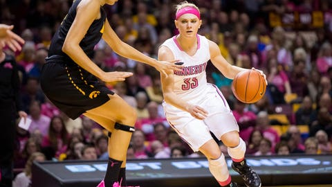 Lindsay Whalen named new Gophers women's basketball coach