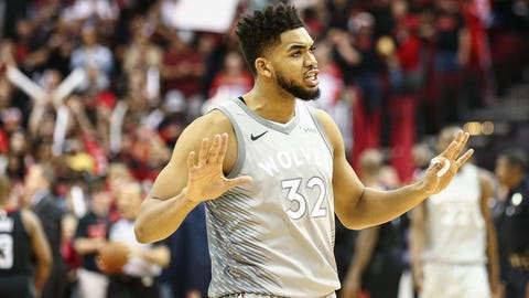 Timberwolves need more from Towns, Butler
