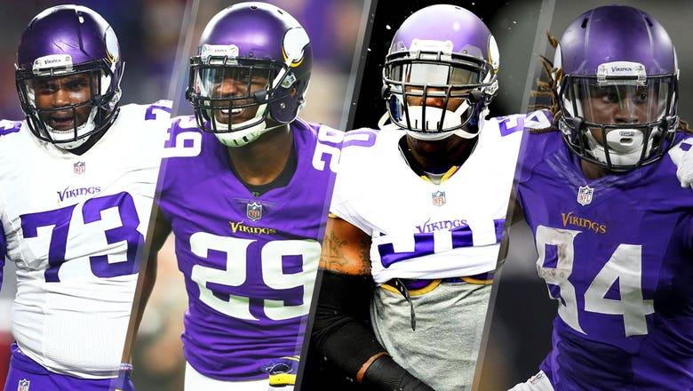 5-year analysis: Grading the 2013 Vikings draft class