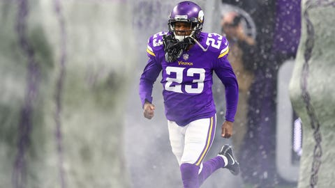 Terence Newman, Vikings nickel/defensive backs coach (⬆ UP)