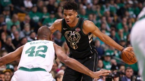 Series looks promising for Milwaukee