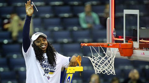 Arike Ogunbowale, Notre Dame guard (↑ UP)