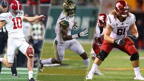 Five former Badgers selected in NFL Draft