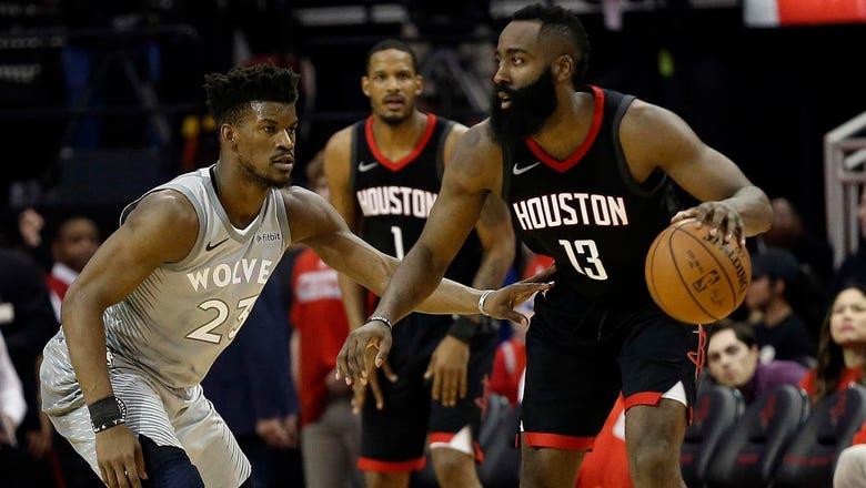 5 takeaways from Timberwolves-Rockets Game 2