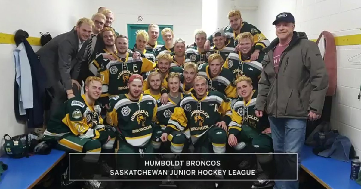 Ducks honor victims of the Humboldt Broncos tragedy