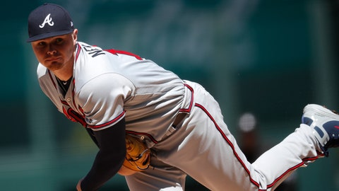 1. Starting pitchers find their foothold