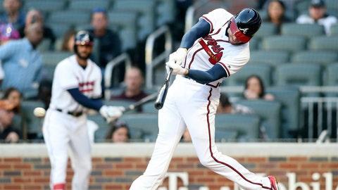 Three Cuts: Will Phillies superstar treatment of Freddie Freeman foreshadow 2018 campaign?