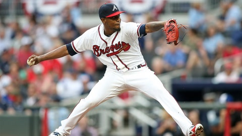 2. Braves pitchers' metrics to track considering improved defense