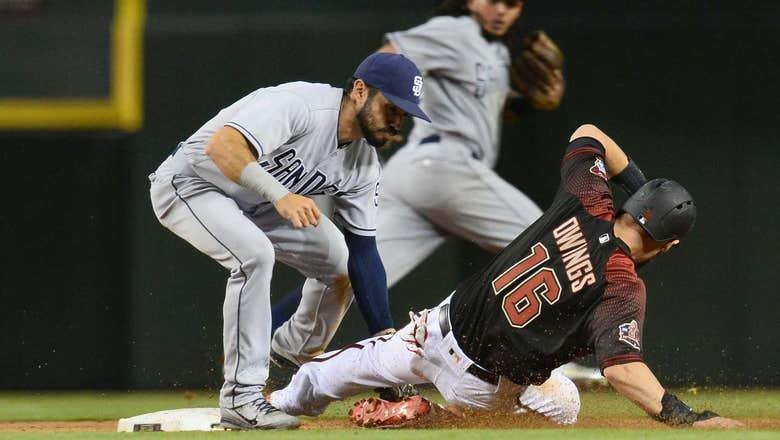 Series win on the line in Padres, Diamondbacks matchup