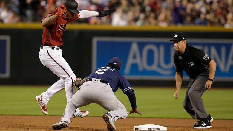 Padres drop game, series to Diamondbacks